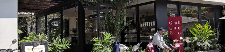 ホーチミン市2区のカフェ一覧