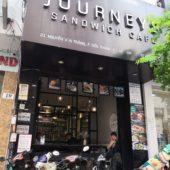 ジャーニーズサンドイッチカフェ(Journeys Sandwich Cafe)