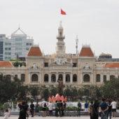 Đài Phun Nước Hoa Sen(蓮の噴水)